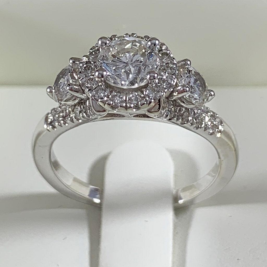 Deirdre Ring Necklace