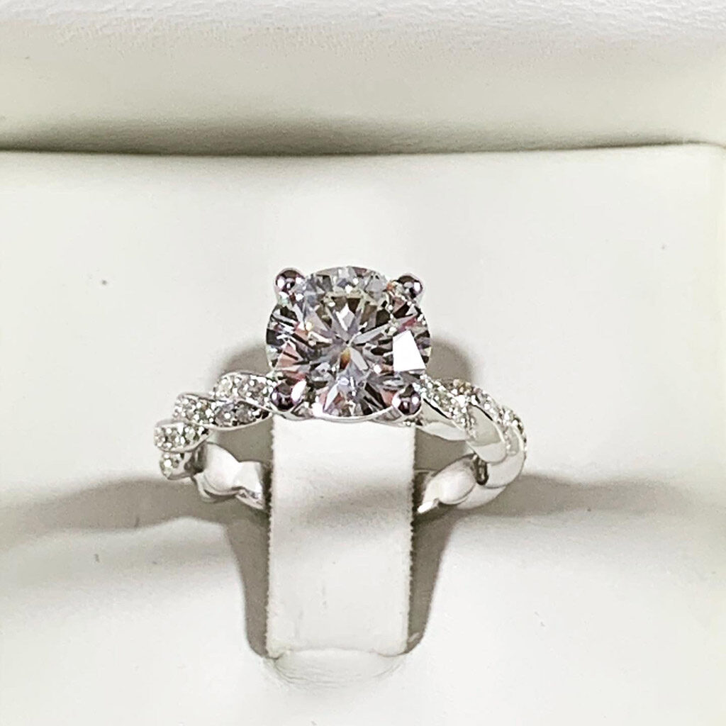 The Carla Engagement Ring