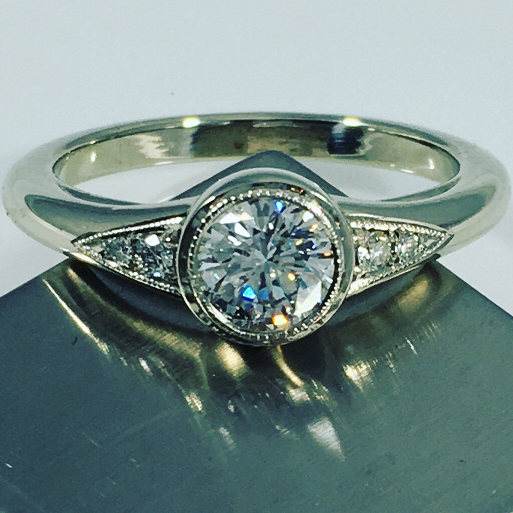 The Nicole Engagement Ring